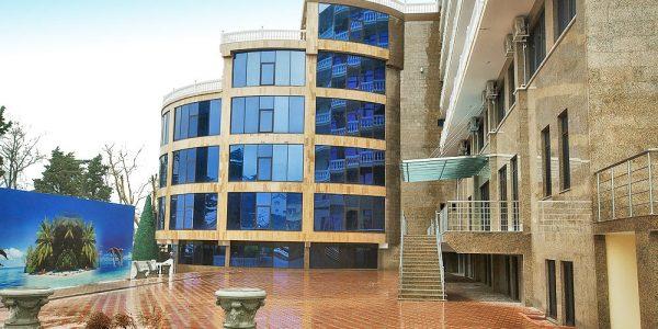 Сочи пансионат отель АТОЛА Лоо, официальный сайт продаж